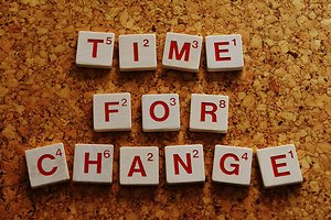 Blogs. Time for change